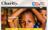 Mercury -  Charity & Nonprofit Website Template New Screenshots BIG