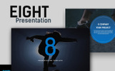 Eight Creative Presentation PowerPoint Template