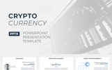 """CryptoCurrency"" modèle PowerPoint"