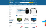 """HTML шаблон """"Flextop eCommerce"""""""