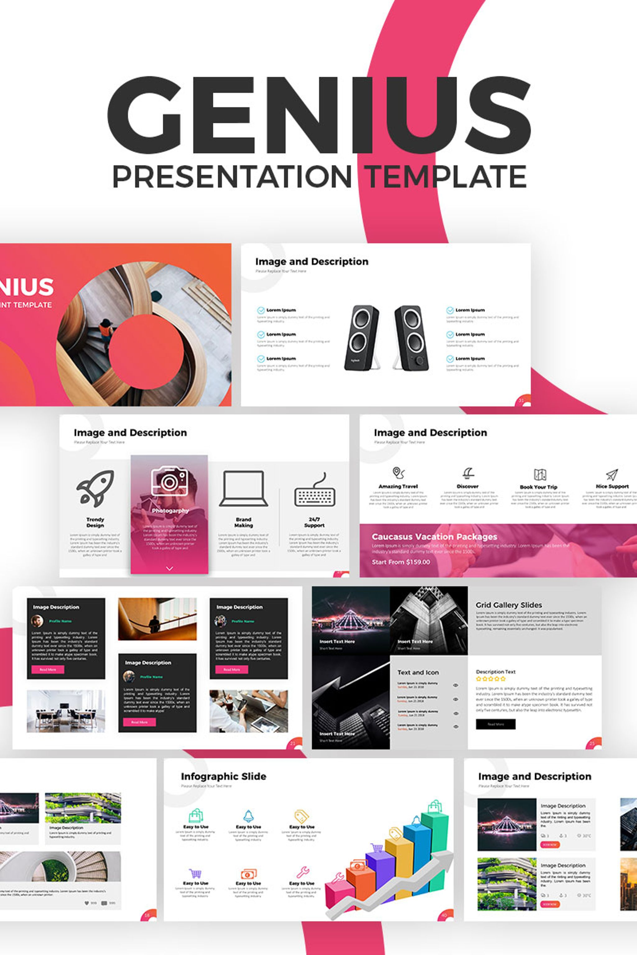 Genius powerpoint template 67110 toneelgroepblik Choice Image