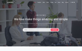 Landsay - Responsive Bootstrap 4 Landing Page Template