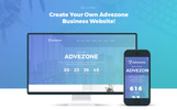 Advezone - Financial Advisor WordPress Theme