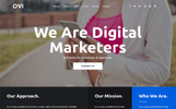 Ovi - Digital Agency Bootstrap Website Template