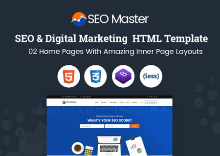 SEO Master – SEO & Digital Marketing Agency