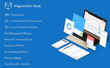 """Tema Admin Bootstrap #67113 """"Admin-Stable Light - Bootstrap 4"""""""