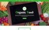 Organic Food Unbounce Template Big Screenshot