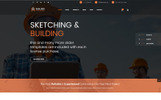 Builder - Construction and Building HTML Website Template