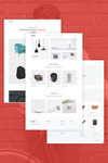 Uniqlo - minimalistisches WooCommerce Theme