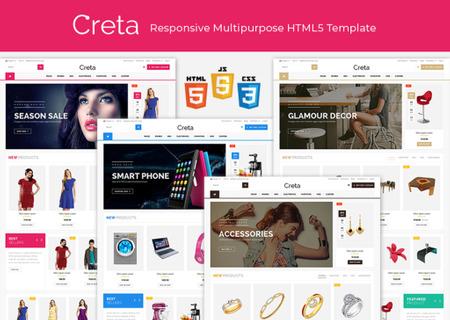 Creta - Responsive Multipurpose