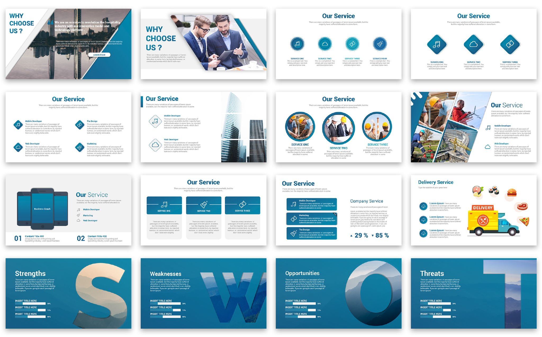 Powerpoint business presentation selowithjo business graph presentation powerpoint template 67383 fbccfo Image collections