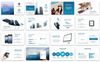 Business Graph Presentation Template PowerPoint №67383 Screenshot Grade