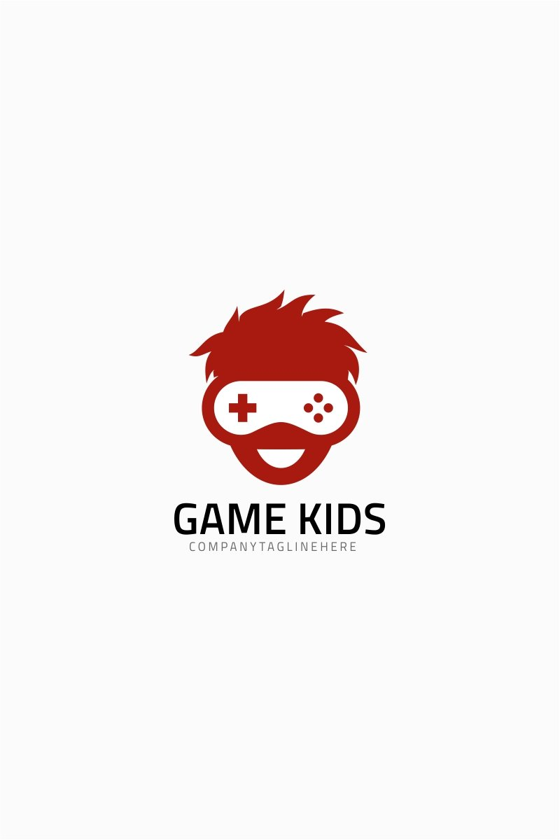 Geek game kids logo template 65517 geek game kids logo template toneelgroepblik Choice Image