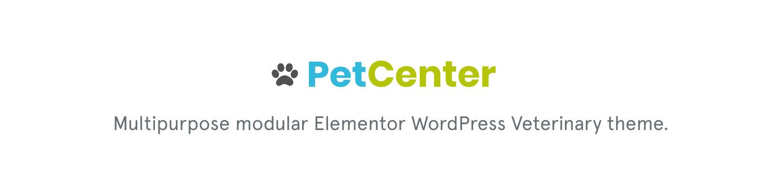PetCenter - Animals & Pets Responsive WordPress Theme