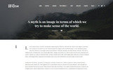 Wilson - WordPress Blog & Shop WordPress Theme