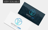 Line Abstract - Logo Template