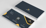 Global Industrial Services Stationery Corporate Identity Template