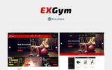 Exgym - Multipurpose Theme WooCommerce Theme