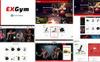 Exgym - Multipurpose Theme WooCommerce Theme Big Screenshot