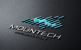 Mountech - Logo Template