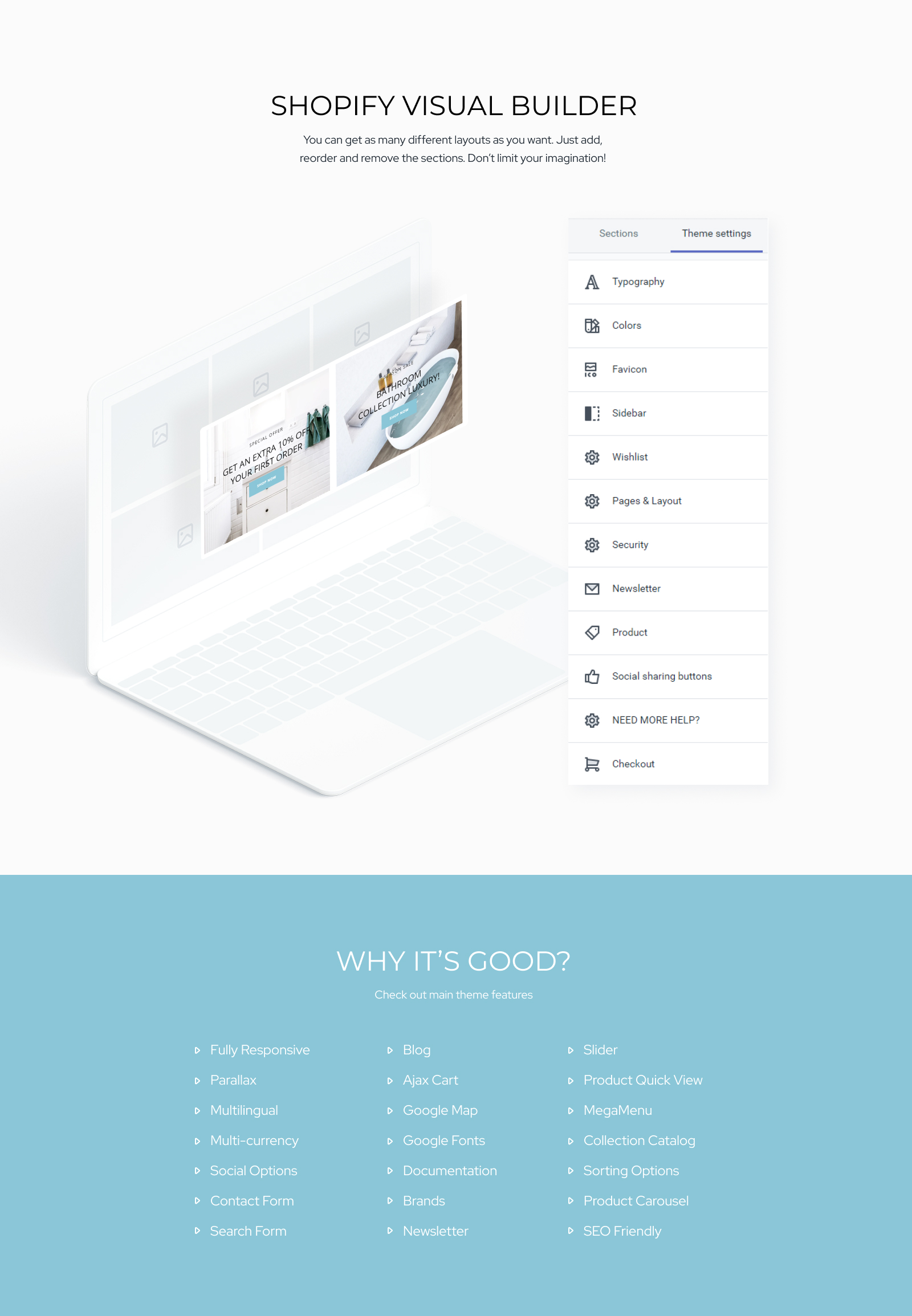 Suppump - Plumbing Multipage Classic Shopify Theme
