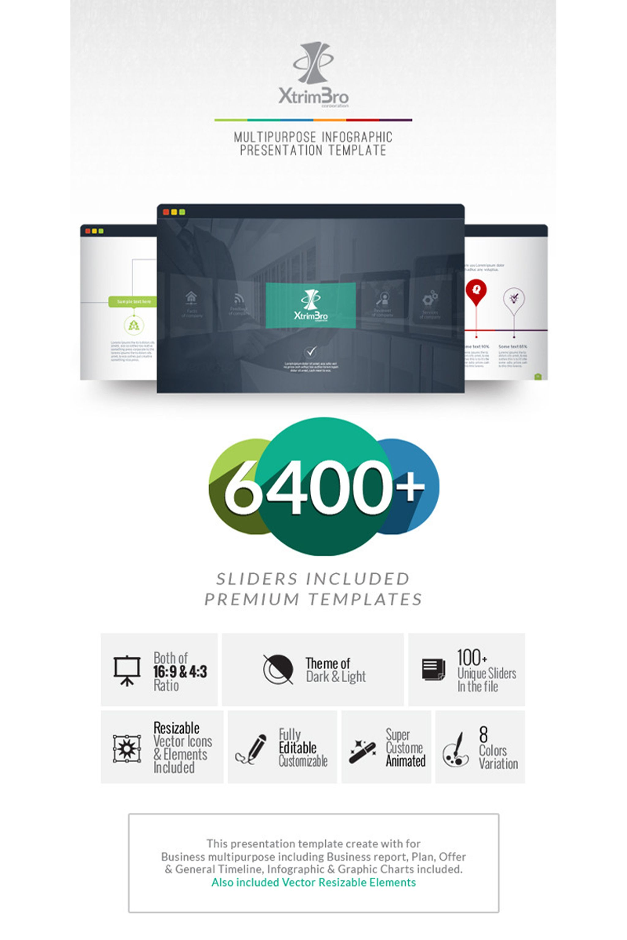 Xtrimbro multipurpose infographic presentational powerpoint xtrimbro multipurpose infographic presentational powerpoint template 67300 toneelgroepblik Image collections