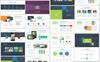"PowerPoint Vorlage namens ""XtrimBro - Multipurpose Infographic Presentational"" Großer Screenshot"