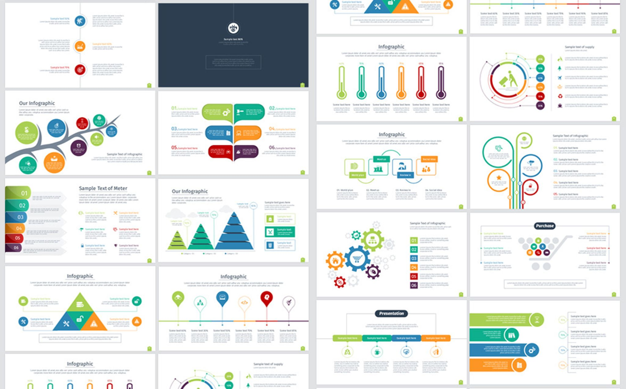 XtrimBro - Multipurpose Infographic Presentational PowerPoint ...