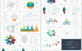 "PowerPoint Vorlage namens ""XtrimBro - Multipurpose Infographic Presentational"""