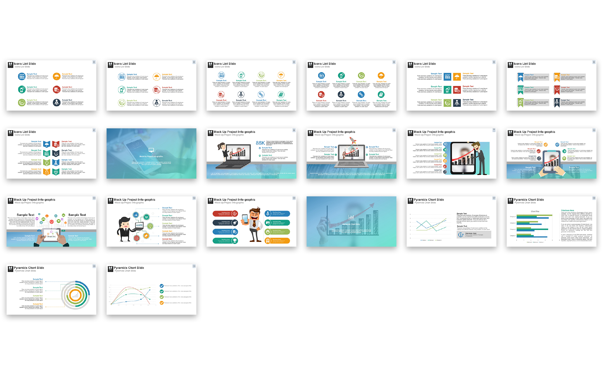 Business presentation powerpoint template 67451 business presentation powerpoint template alramifo Image collections