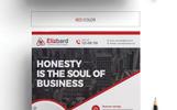 Elizbard Business Flyer Corporate Identity Template