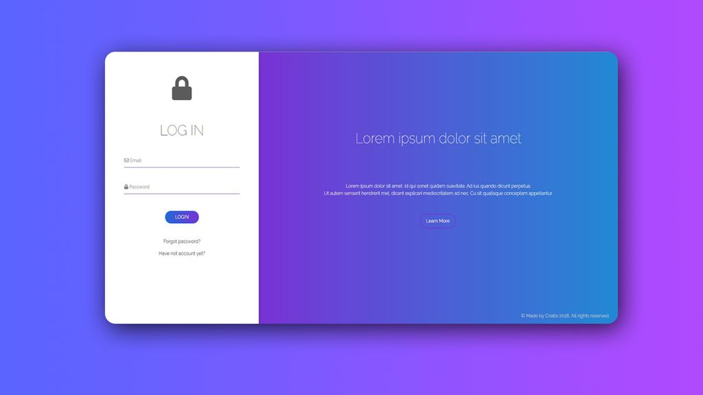 sign in sign up template html5 bootstrap v4 0 specialty page 67252
