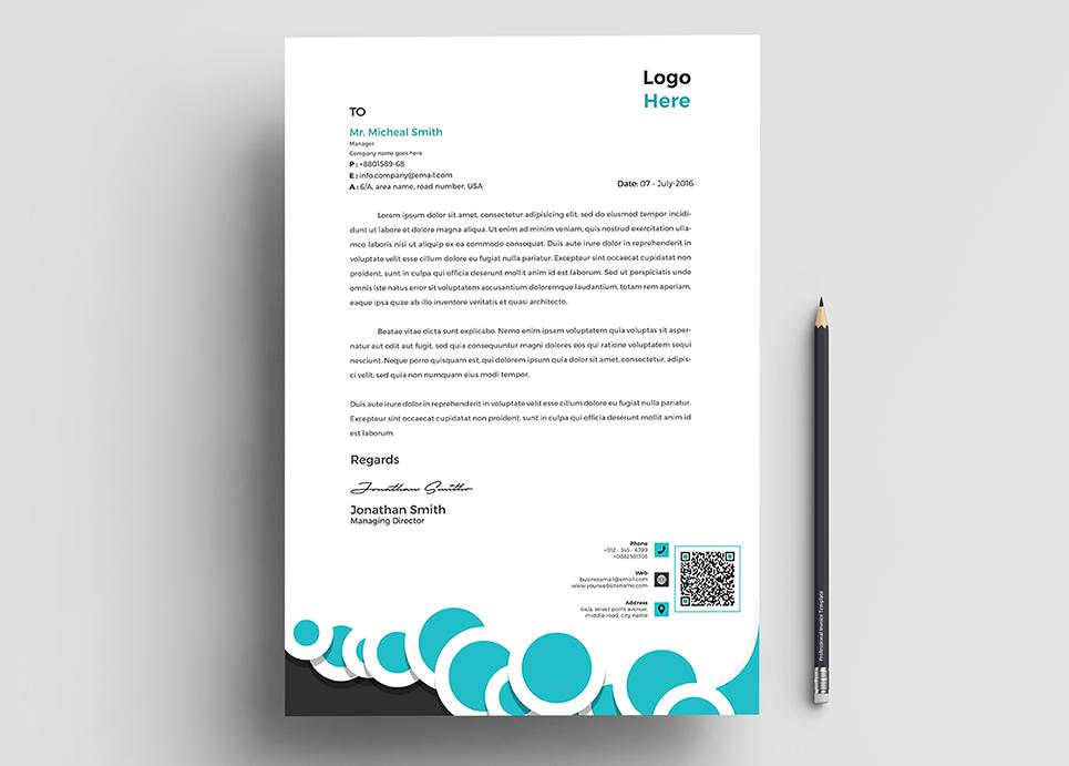 Plantilla de Identidad Corporativa #67431 para Sitio de Papelería
