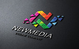 Newmedia Polygon - Logo Template