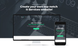 ServaX - IT Services Business WordPress Theme