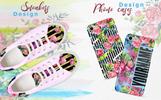 Spring Bouquet &  Watercolor Fower - Bundle