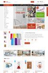 Funi — OpenCart тема для мебельного салона