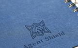 Agent Shield - Logo Template