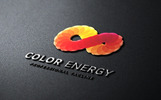 Color Infinity - Logo Template