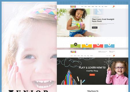 JuniorHome - Day Care and Kindergarten