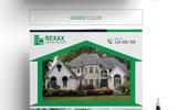 Rexax Real Estate - Corporate Identity Template