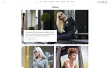 xPression - Minimal Blog PSD Template