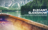 Elegant Slideshow After Effects intró