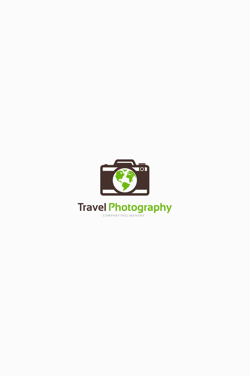 Travel Photography Logo Template #65503