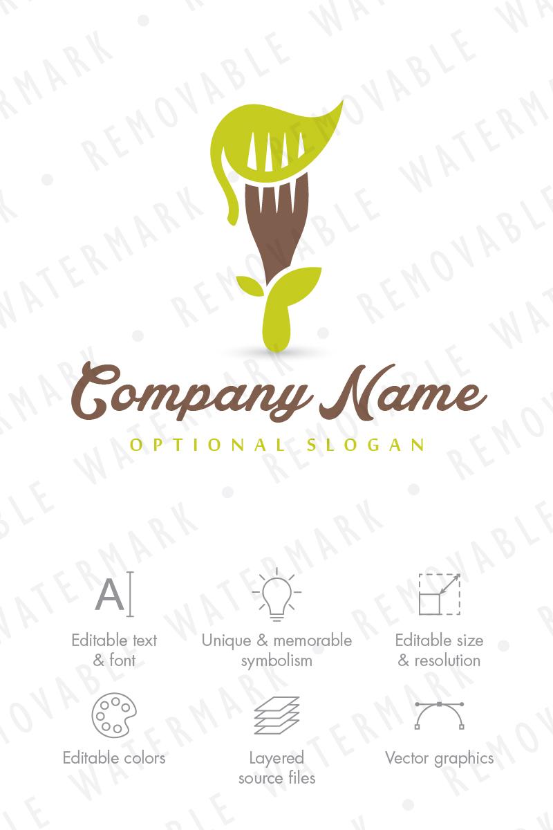 Plantilla de Logotipo #67419 para Sitio de Comida y Restaurante