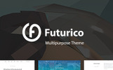 Futurico - Cryptocurrency Multipurpose WordPress Theme
