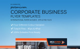 Business Technology Flyer - Corporate Identity Template