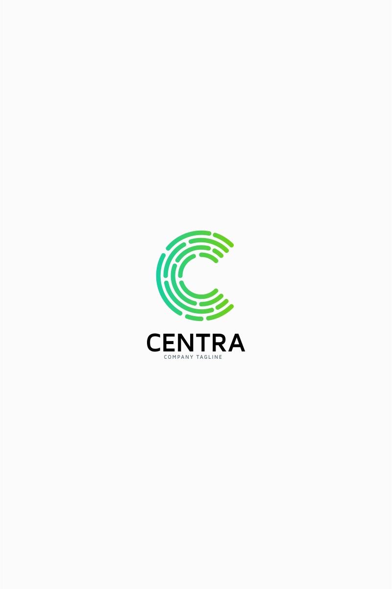 Letter c centra logo template 64854 letter c centra logo template spiritdancerdesigns Gallery