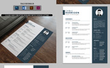 Chris Harrison - Graphic Designer Resume Template
