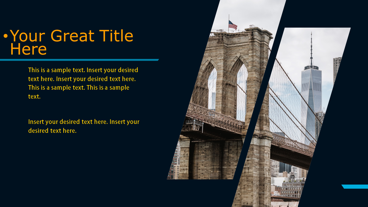 Tour Guide PowerPoint Template
